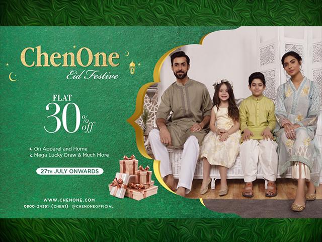 ChenOne Eid Festive Sale 2019