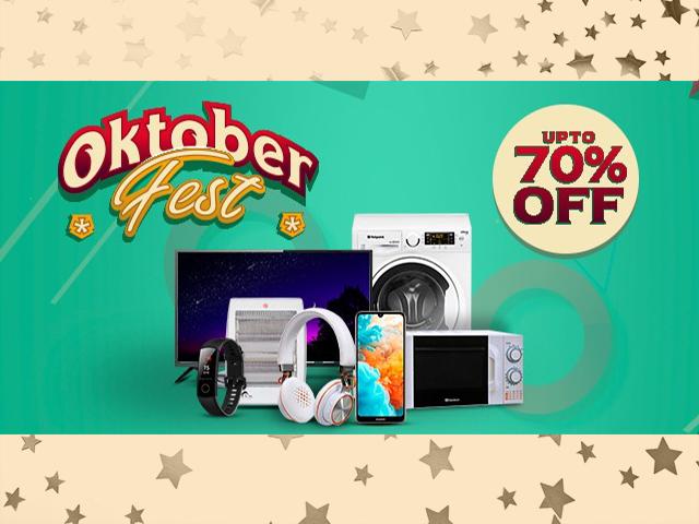 Goto Oktober Fest 2019! Discount up to 70% off