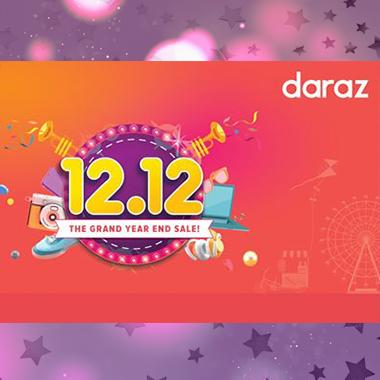 Daraz 12.12 Sale December 2019! Get Deals & Discounts & Wallet Wings