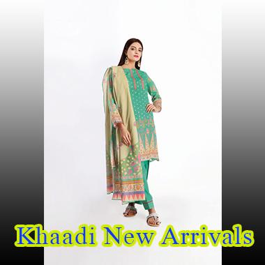 Khaadi New Arrivals 2020