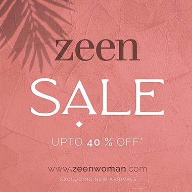 Zeen Summer Sale! Upto 40% off