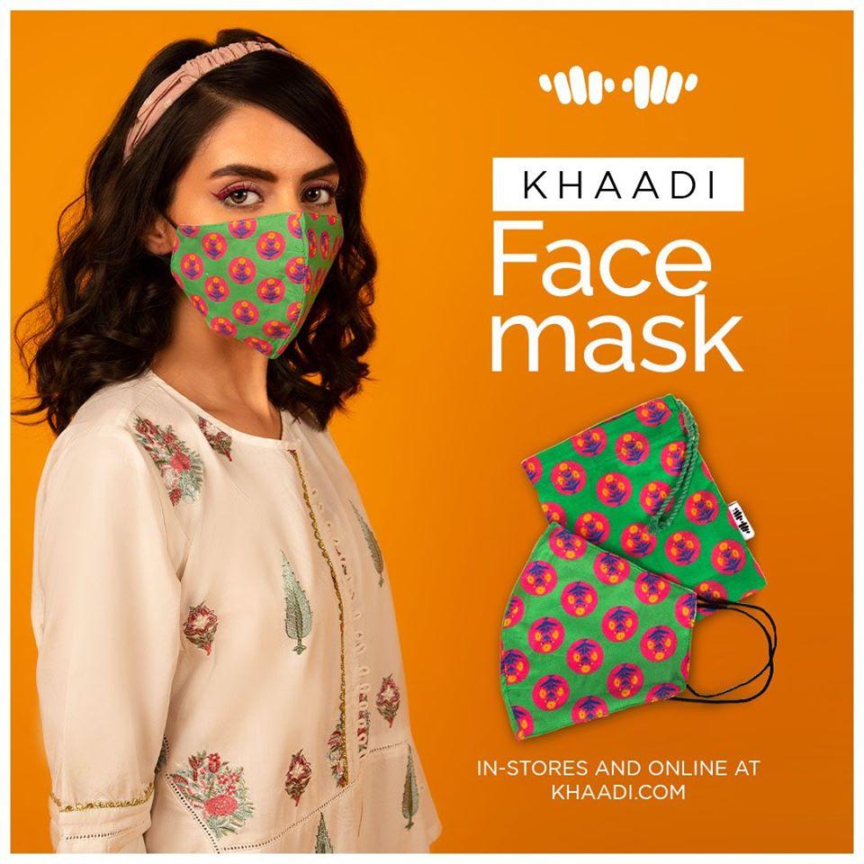 Khaadi Face Mask